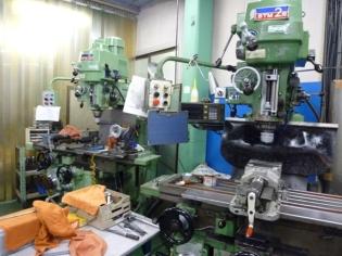 相模螺子が選ばれる理由2-多種・多様の機械設備14